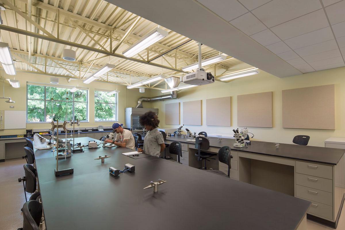 NGTC-Parker Ellis classroom